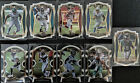 2020 Panini Select RARE LOT of 25 WHITE SSP Die Cuts incl 15 Rookie diecut