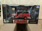 YAT MING ROAD SIGNATURE SERIES 124 SCALE DIECAST 1941 GMC FIRE TRUCK