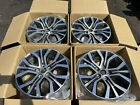 """MITSUBISHI OUTLANDER 18"""" ALLOY WHEELS 4250D536 SET OF 4 IDEAL FOR WINTER TYRES"""