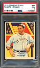 Rogers Hornsby Cards, Rookie Card and Autographed Memorabilia Guide 7