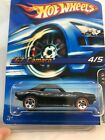 FIVE 2006 Hot Wheels 67 Camaro Variation lot Rare Redlines and 2 Painted Engine
