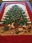 christmas quilting fabric panels To Sew Door Hanging Ornaments Fabric