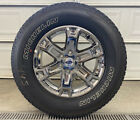 NEW 2021 Ford F150 FX4 18 Factory OEM Chrome Wheels Rims Michelin Tires