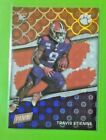 TRAVIS ETIENNE 21 25 2021 PANINI FATHERS DAY RC RC16 CLEMSON TIGERS JAGS RARE