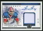 Thurman Thomas Cards, Rookie Cards and Autographed Memorabilia Guide 14