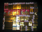 Huge Lot of 47 Brass Stencils Templates Embossing Disney Holiday Angels and More