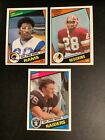 Eric Dickerson Cards, Rookie Card and Autographed Memorabilia Guide 22