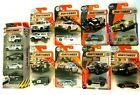 Matchbox NYPD Sheriff Patrol Police Rescue 5 Pack Car Set Lot Ford Chevy Dodge
