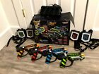 Squad Hero Rechargeable Laser Tag Set + Innovative LCDs and Sync  Laser Tag