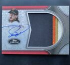 2020 Topps Sterling Tim Lincecum jumbo patch on card auto 3