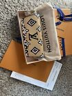 Louis Vuitton Wild at Heart Pink Leopard Woody Glasses Eyeglass Case G10660 New