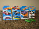 Hot Wheels Lot of 6 1970 Plymouth AAR Cuda Variation 70 Red Line Key Chain