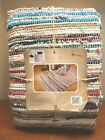 NEW Area Rag Rug 42 x 63 inches Rectangle Recycled Fabric Bohemian ColorfulRug