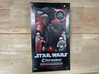 2020 TOPPS STAR WARS CHROME PERSPECTIVES RESISTANCE VS THE FIRST ORDER Hobby Box