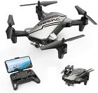 DEERC D20 Drone with 720P HD FPV Camera Remote Control 3D Flips Kids Toys Gifts