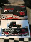 KEVIN HARVICK 29 164 SCALE 2004 DIECAST HAULER 1 OF 2544
