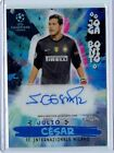 2021-22 Topps UEFA Champions League Summer Signings Soccer Cards Checklist 13