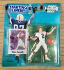 NEW 2000 NFL Starting Lineup Action Figure Tim Couch Cleveland Browns