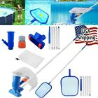 Swimming Pool Spa Suction Vacuum Head Cleaner Cleaning Kit Pool Accessories Tool