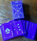 OWLCRATE playing cards Inspired by Throne of Glass Sarah J Maas Excellent Cond
