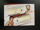 2011 Topps UFC Moment of Truth Fight Tape Cards Deliver Knockout Sales 22