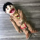 Native American Young Male Hand Puppet 28 approximately