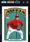 See All the Will Ferrell Cards in 2015 Topps Archives Baseball 20