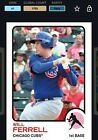 See All the Will Ferrell Cards in 2015 Topps Archives Baseball 31