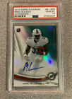 2013 Topps Platinum Football Rookie Autographs Short Prints and Guide 81