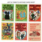 1959 Topps Funny Valentines Trading Cards 10