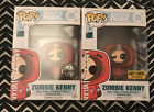 Funko POP! South Park Zombie Kenny #05 Hot Topic Exclusive 2 Pack W Protectors