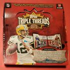 2012 Topps Triple Threads Football Box Factory Sealed Unopened