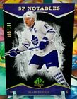 Mats Sundin Cards, Rookie Cards and Autographed Memorabilia Guide 24