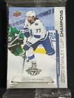 2020 Upper Deck Tampa Bay Lightning Stanley Cup Champions Hockey Cards 8