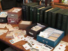 Worldwide Stamp Collection Estate Find Mint Used Old 660+ Stamps 400+