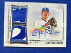 Clayton Kershaw Signs Exclusive Autograph Deal with Topps 17