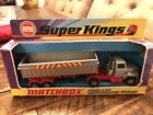 VINTAGE MATCHBOX LESNEY 1973 SUPERKINGS FORD LTS Articulated TIPPER TRUCK READ