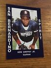 Ken Griffey Jr. Minor League and Pre-Rookie Card Guide 24
