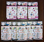 12 Me  My Big Ideas The Happy Planner Sticker Books Sheets Seasons Of Color
