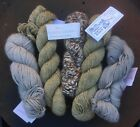 Purl Soho Fibre Co Green Mtn Spinnery New Mixed Lot 5 skeins Luxury Soft