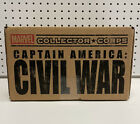 Marvel Collector Corps - Captain America: Civil War Edition; Complete Box: Mint