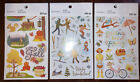 14 Recollections Fall Winter and Spring Summer Themed Classic Sticker Books