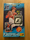 2018 Panini Donruss Optic FOTL First Off the Line Unopened Sealed Hobby Box