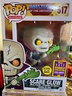 Funko Pop Masters of the Universe MOTU SCARE GLOW 2017 SDCC Summer Exclusive