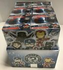LOT 12 FUNKO MYSTERY MINIS AVENGERS BOBBLEHEADS NEW IN DISPLAY CASE #00398121