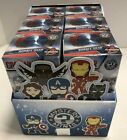 LOT 12 FUNKO MYSTERY MINIS AVENGERS BOBBLEHEADS NEW IN DISPLAY CASE #00397983