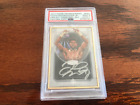 2017 Topps Floyd Mayweather Jr Gold Framed Auto BOXING Card 12 15 PSA 9 AUTO 7