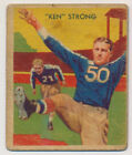 1935 National Chicle Football Cards 27