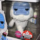 Funko Pop! Myths Flocked Bigfoot (Snowy) #15 2018 Canadian Convention Exclusive