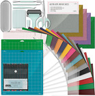 Ultimate Accessories Bundle Compatible with All Cricut Makers Incl Explore Air